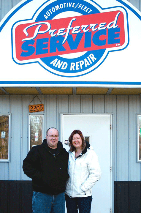 Preferred Service and Repair | Auto Repair | 320-251-8844 | 2205 Roosevelt Rd, St Cloud MN 56301
